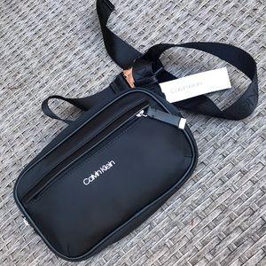 Calvin Klein Waist Pouch/Bag/Sack